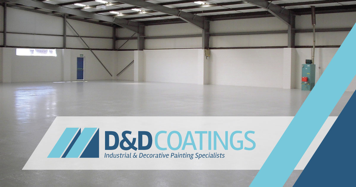 Warehouse Floor Painting Services