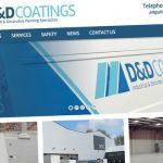 new dd coatings website