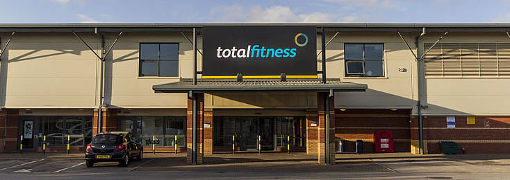 total fitness gym exterior