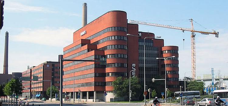 kemira headquarters helsinki