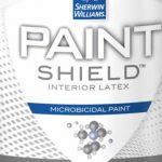bacteria killing paint shield by sherwin williams