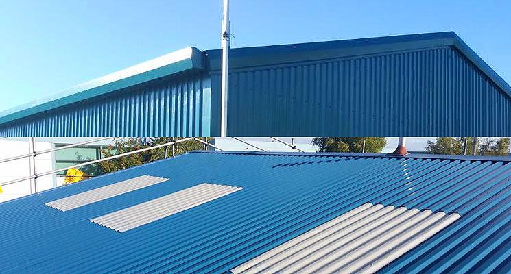 cladding coating 10 year guarantee