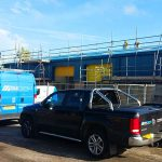 cladding coating work chester 2015
