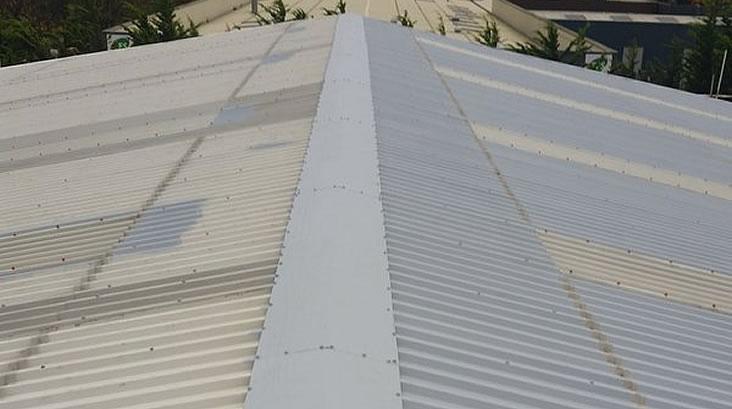 roof overspray warrington steelseal
