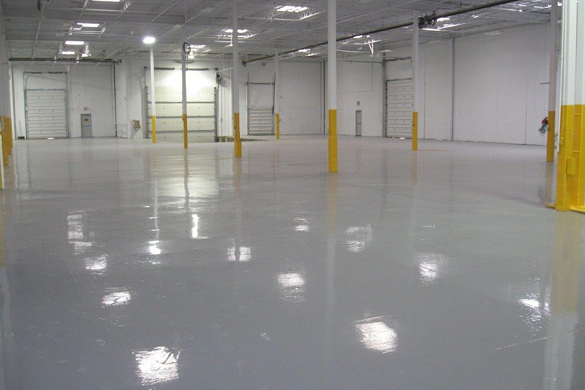 polyaspartic urethane coatings