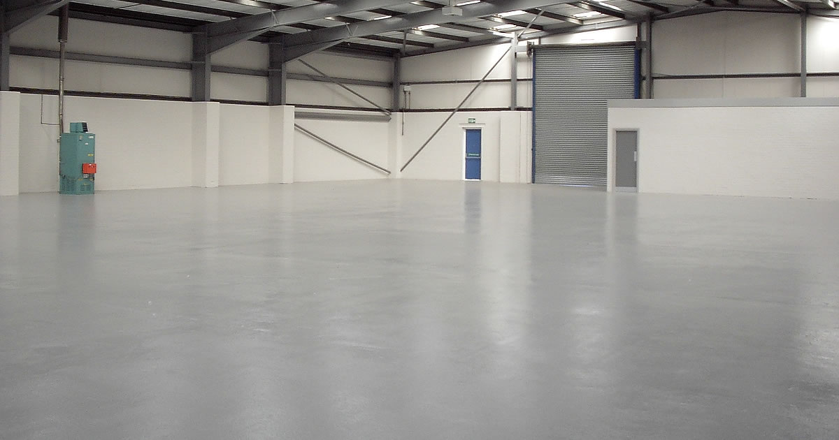 warehouse floor painting contractors
