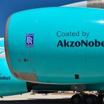coated by akzonobel rolls royce engines