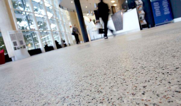 flowcrete concrete floor