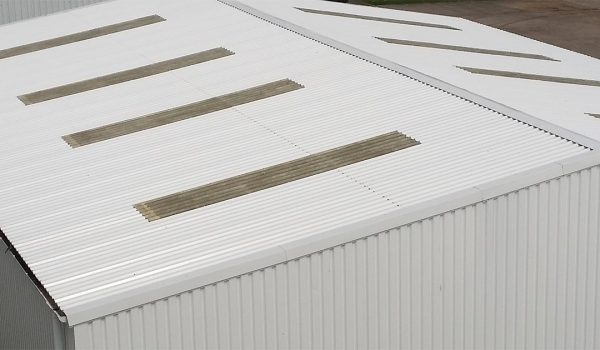 Failure to Properly Maintain Steel Roof Structures is Dangerous & Expensive