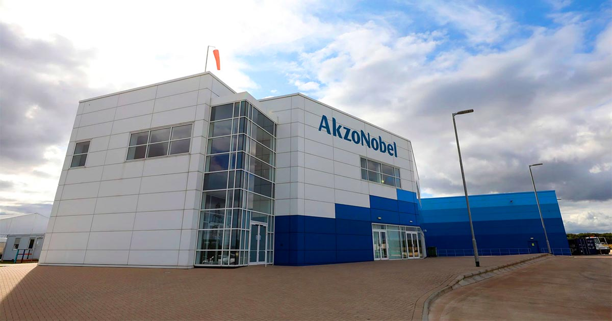 akzonobel ashington reception