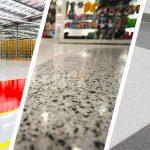 concrete floor maintenance flowcrete d and d coatings