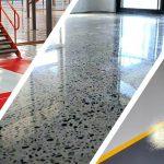 concrete floor maintenance flowcrete d and d coatings 2
