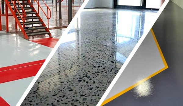 concrete floor maintenance flowcrete d and d coatings 2