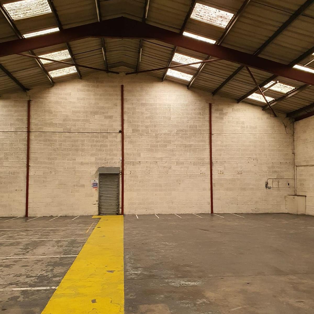 full internal redec warehouse wrexham