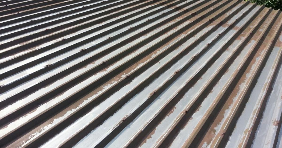 steel substrate corrosion failed coating