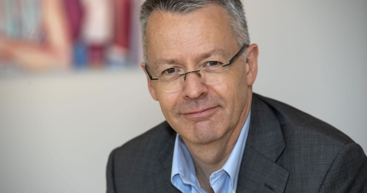 Thierry Vanlancker AkzoNobel CEO