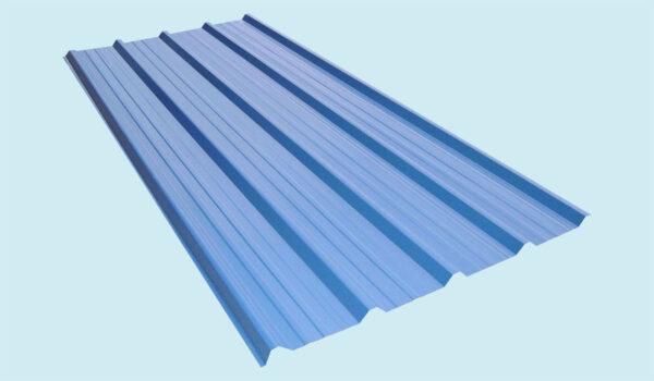corrugated steel roof sheet